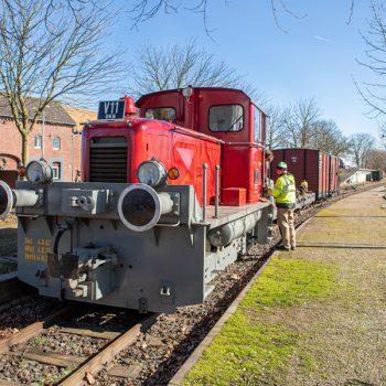 Eine Fahrt mit der Selfkantbahn darf nicht fehlen (© Orths Medien GmbH)
